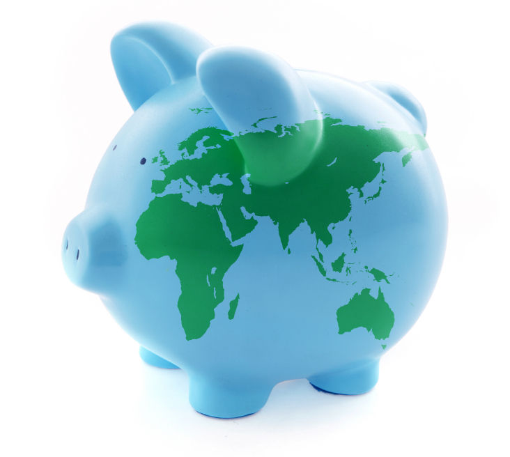 piggy bank world istock_000006195961small