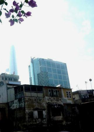saigon new and old