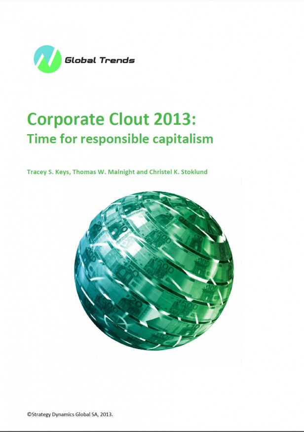 Corporate clout 2013